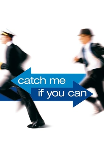 Poster of Catch Me If You Can