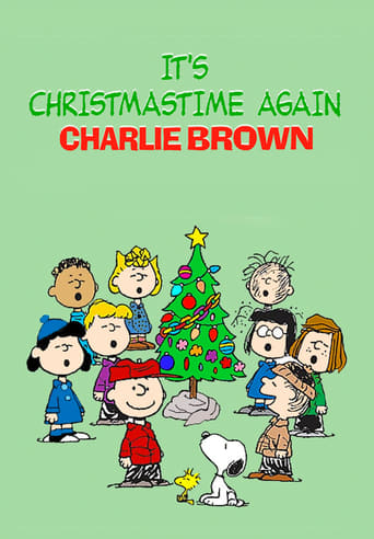 Poster of It's Christmastime Again, Charlie Brown