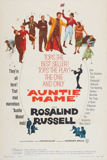 Poster of Auntie Mame