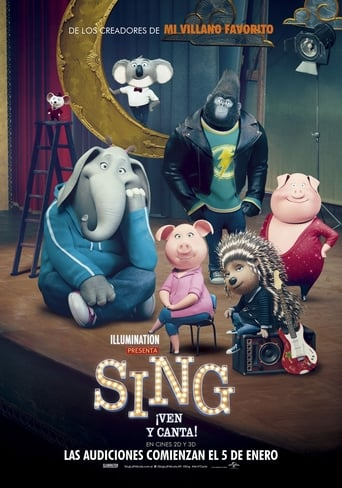Poster of Sing Ven y ¡Canta!