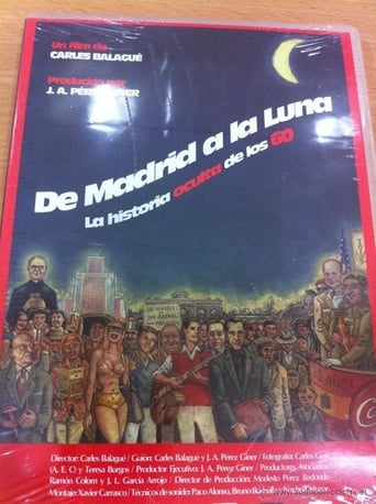Poster of De Madrid a la Luna