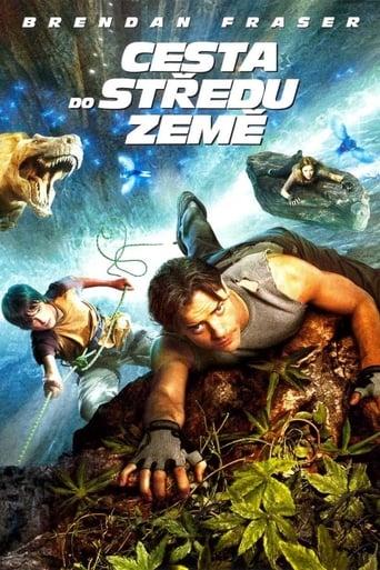 Poster of Cesta do středu Země