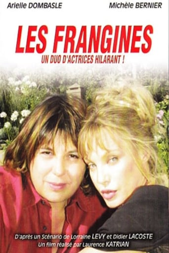 Poster of Les Frangines