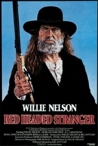 Poster of Red Headed Stranger