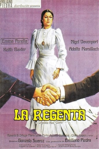 Poster of The Regent's wife