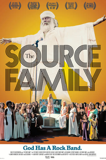 Poster of The Source Family