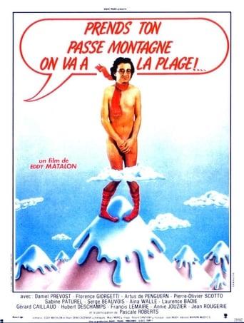 Poster of Prends ton passe-montagne, on va à la plage