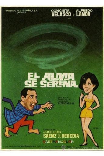 Poster of El alma se serena