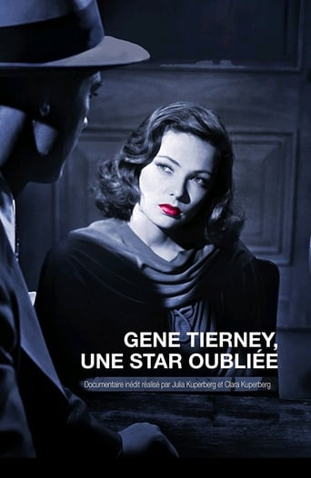 Poster of Gene Tierney: A Forgotten Star