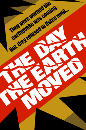 Poster of The Day the Earth Moved