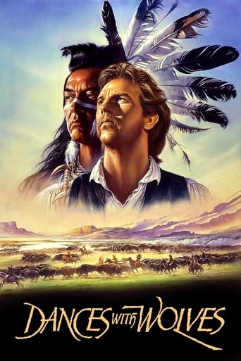 Poster of Dances with Wolves