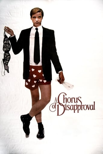 Poster of A Chorus of Disapproval