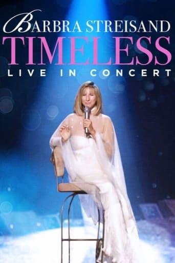 Poster of Barbra Streisand - Timeless - Live in Concert