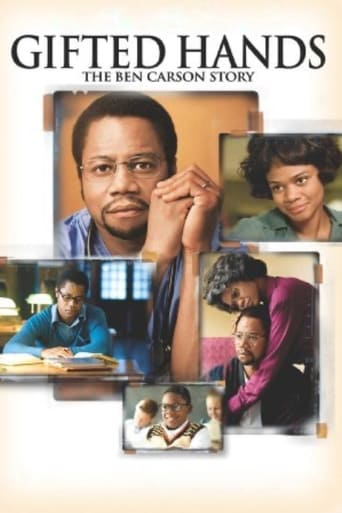 Poster of Gifted Hands: The Ben Carson Story