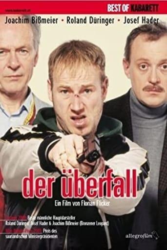 Poster of Der Überfall