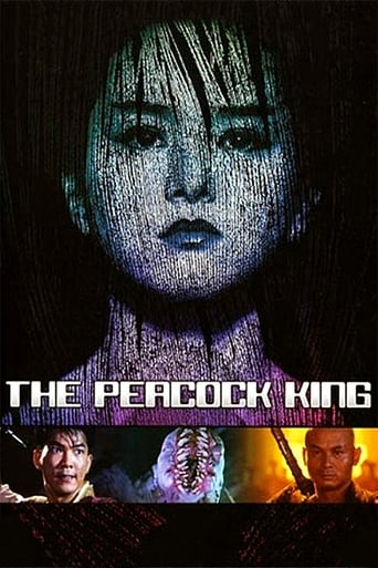 Poster of The Peacock King