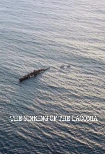 Poster of The Sinking of the Laconia
