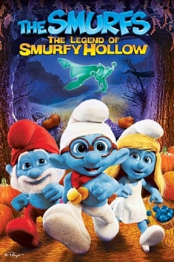 Los Pitufos y el jinete sin cabeza The Smurfs: The Legend of Smurfy Hollow