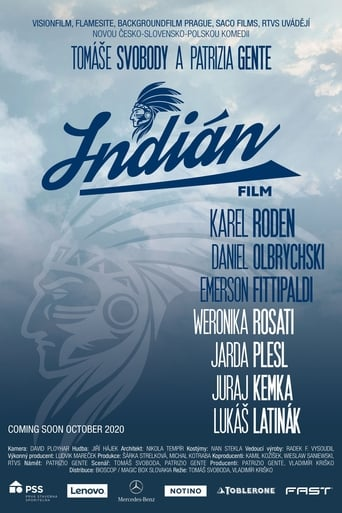 Poster of Indián
