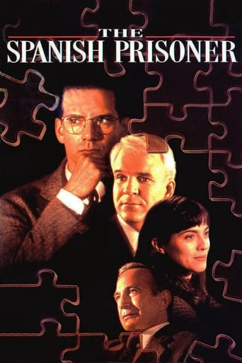 Poster of The Spanish Prisoner