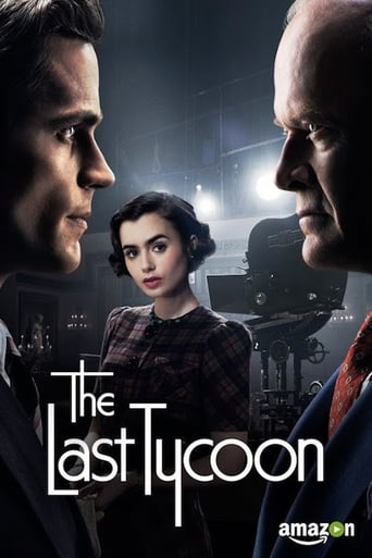 How old was Matt Bomer in The Last Tycoon