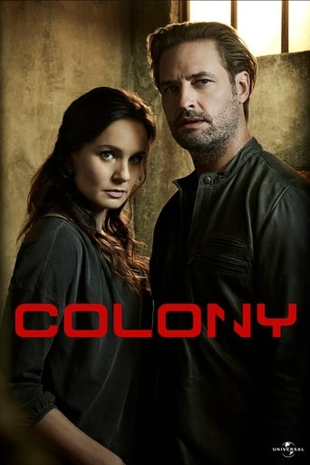 Poster of Colony