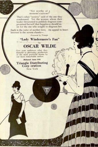 Poster of Lady Windermere's Fan