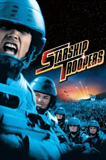 Poster of Starship Troopers
