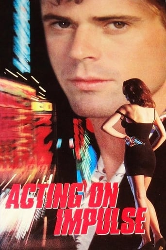 Poster of Acting on Impulse