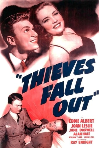 Poster of Thieves Fall Out