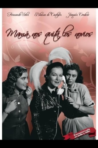 Poster of Mamá nos quita los novios