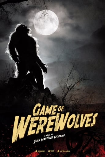 Poster of Game of Werewolves