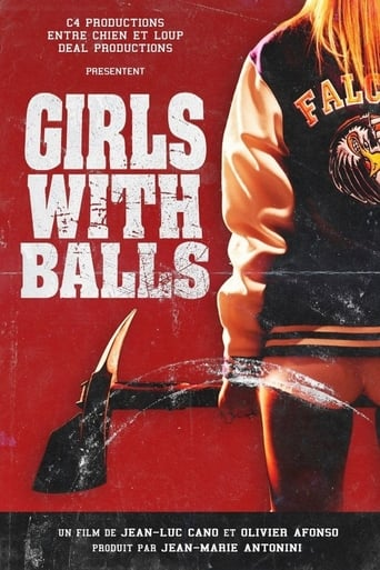 Poster of Girls with Balls