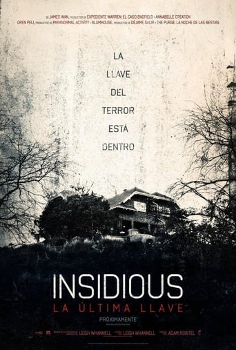 Poster of Insidious La Ultima Llave