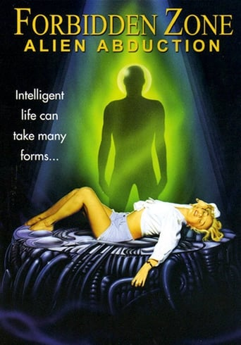 Poster of Alien Abduction: Intimate Secrets