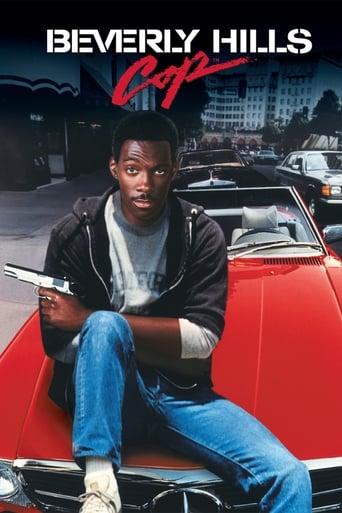 Filmplakat von Beverly Hills Cop - Ich lös' den Fall auf jeden Fall