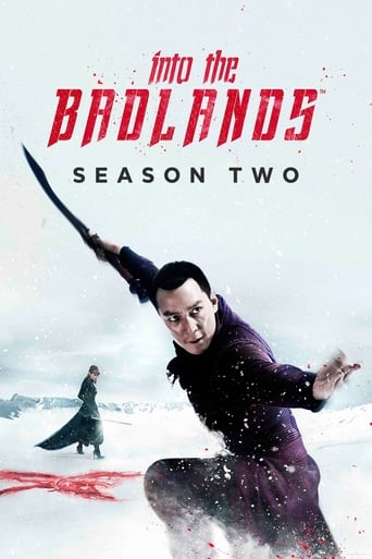 Dykynės / Into the Badlands (2017) 2 Sezonas EN