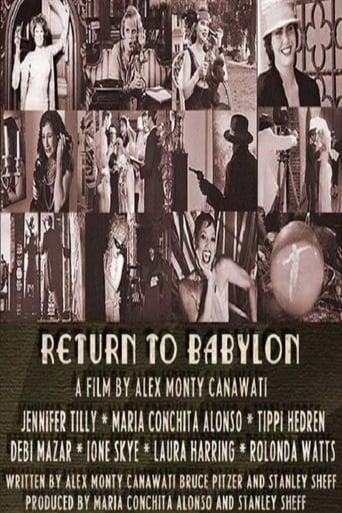 Poster of Return to Babylon