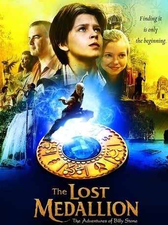 Poster of The Lost Medallion: The Adventures of Billy Stone