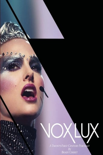 Vox Lux poster