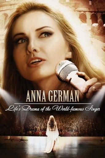 Poster of Anna German. Tajemnica białego anioła
