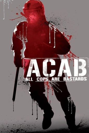 Poster of ACAB : All Cops Are Bastards