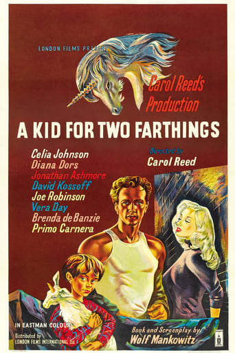Poster of A Kid for Two Farthings