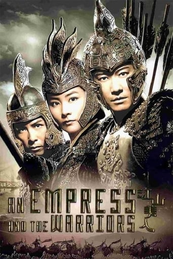 Poster of An Empress and the Warriors