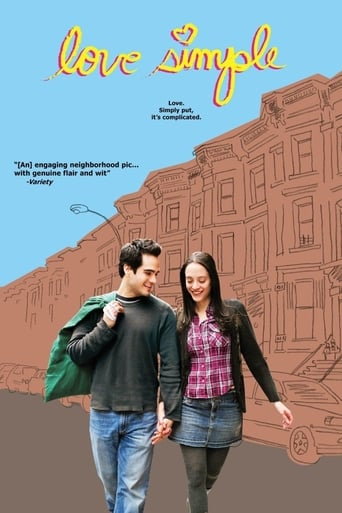 Poster of Love Simple