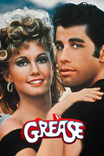 Poster of Grease