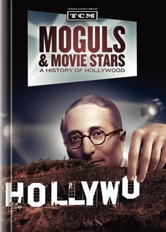 Poster of Moguls and Movie Stars