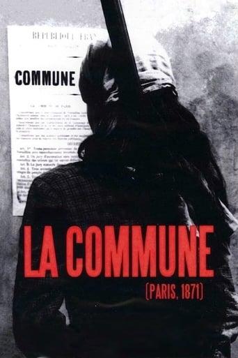 Poster of La Commune (Paris, 1871)