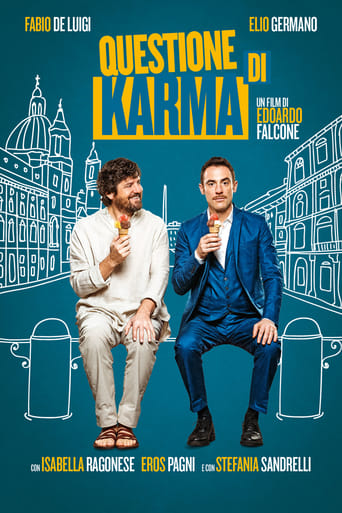 Poster of It's All About Karma