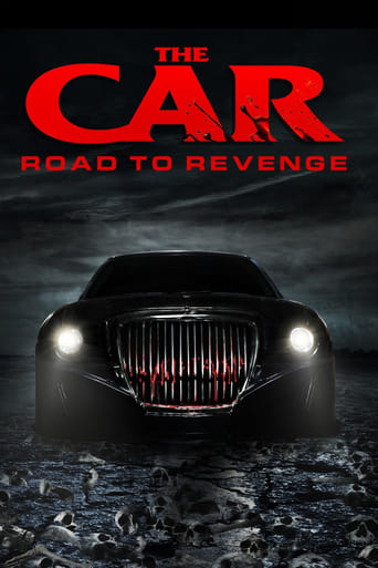 Poster of The Car: Road to Revenge